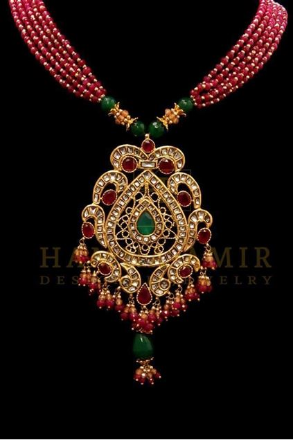 Picture of Ruby and Emeralds Set