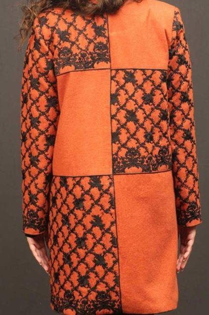 Picture of Black Orange Jacket