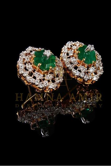 Picture of Emerald and Zircon Tops