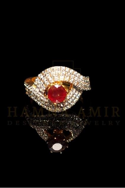 Picture of Zircon Ring (B)