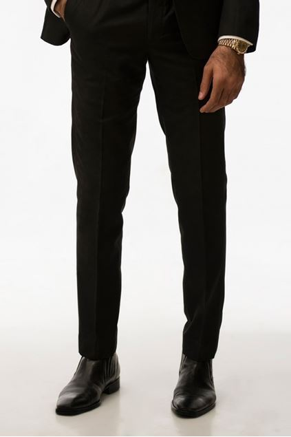 Picture of Formal Black Pants