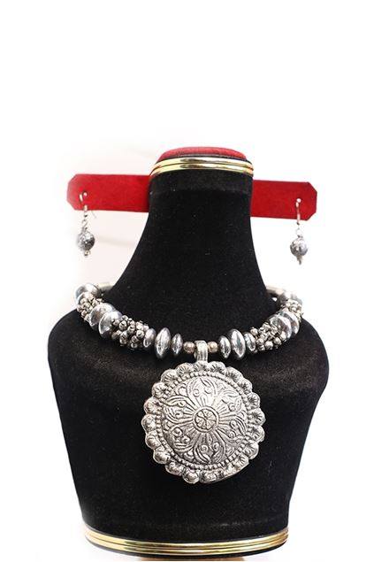Picture of Tribal Metal Set Silver