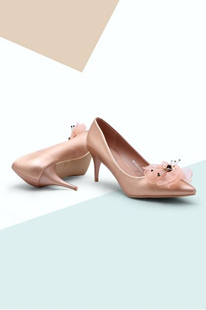 Picture of Tea Pink Pumps