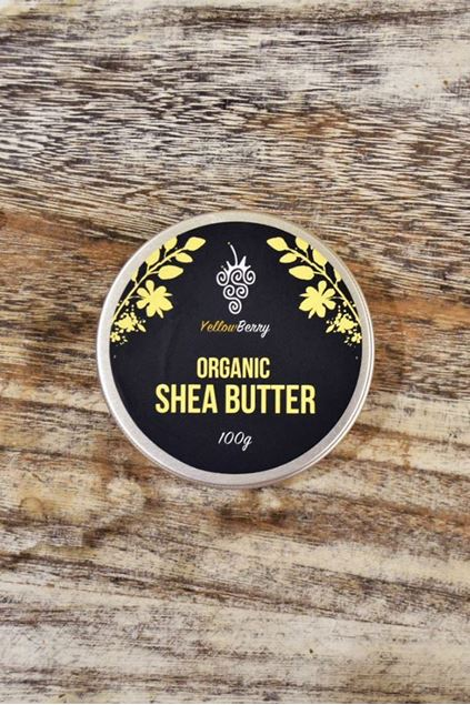 Picture of Organic Shea Butter