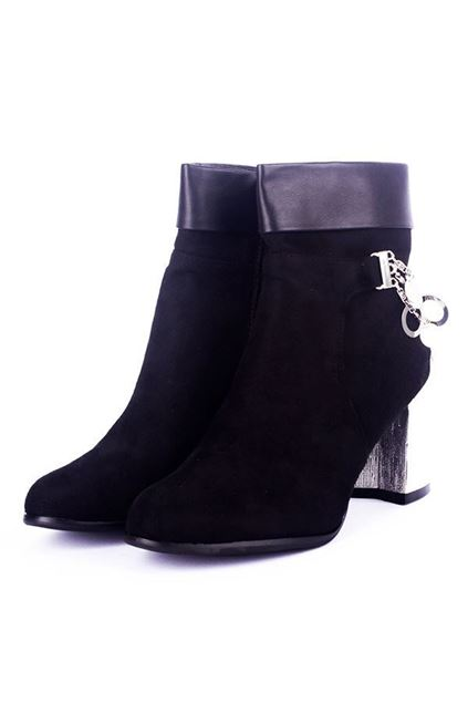 Picture of Boots 088010 - Black