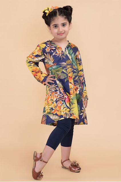 Picture of Blue Kurti