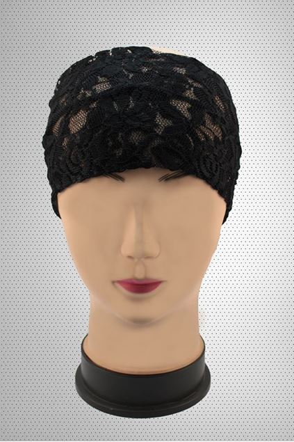 Picture of Black Hair Net Bend