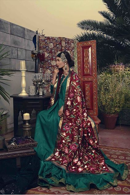 Picture of Jamawar Classic Shawl