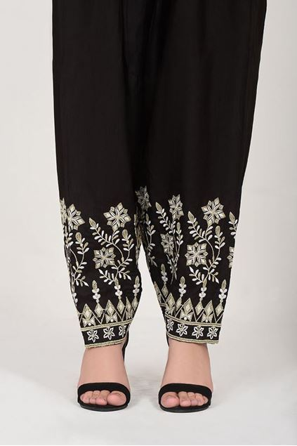 Picture of Embroided Shalwar 1