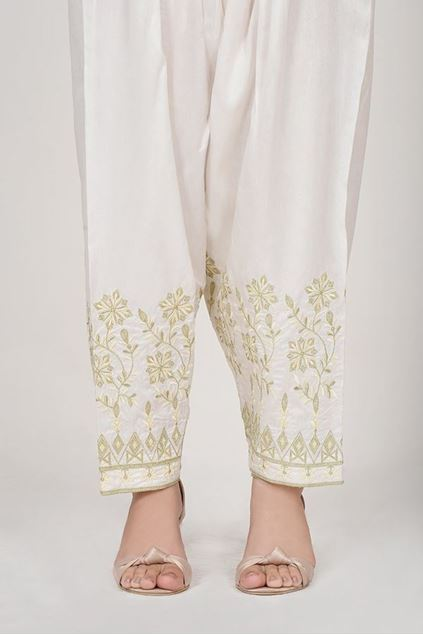 Picture of Embroided Shalwar 2