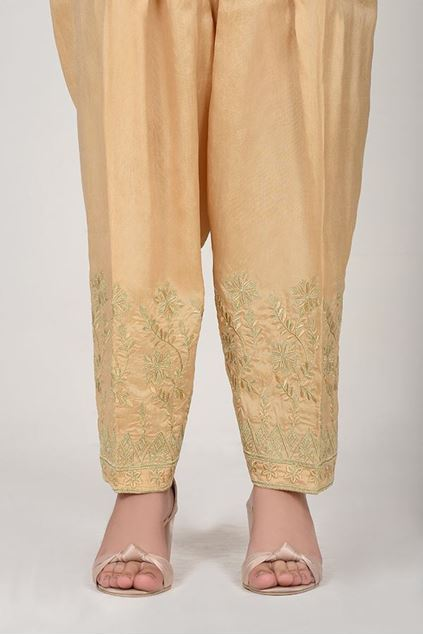 Picture of Embroided Shalwar 3