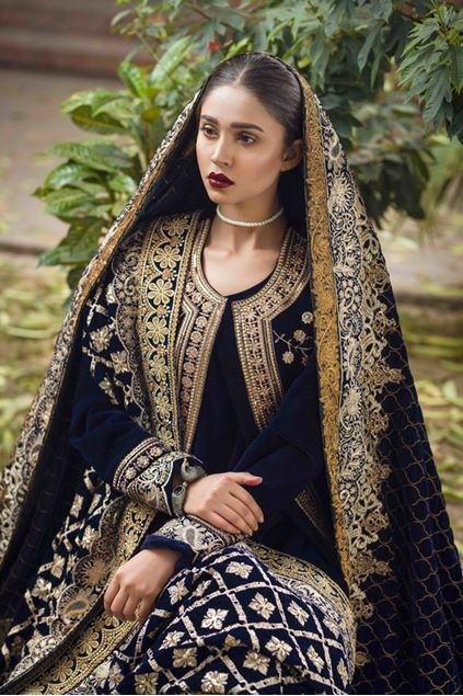 Picture of Royal Blue Formal Shawl & Jacket