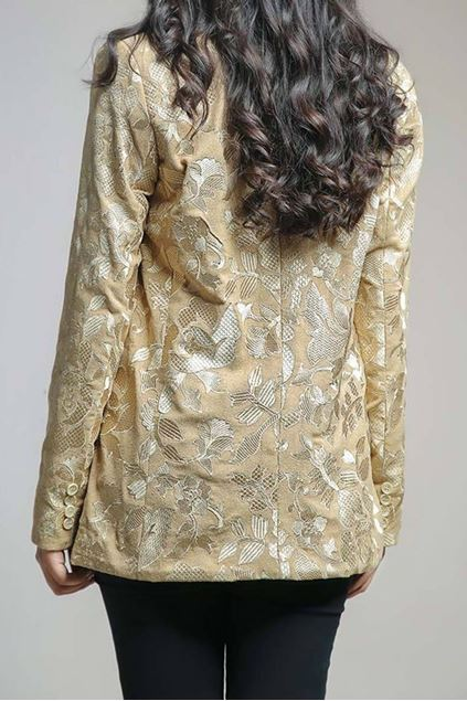 Picture of Gold Jacket