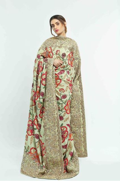 Picture of Handmade Silk Shawl