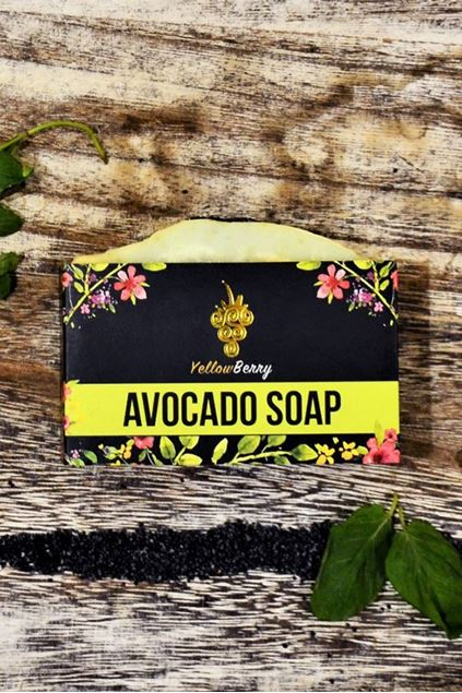 Picture of Avocado Soap