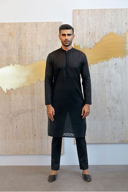 Picture of Embroidered Kurta HM 41A