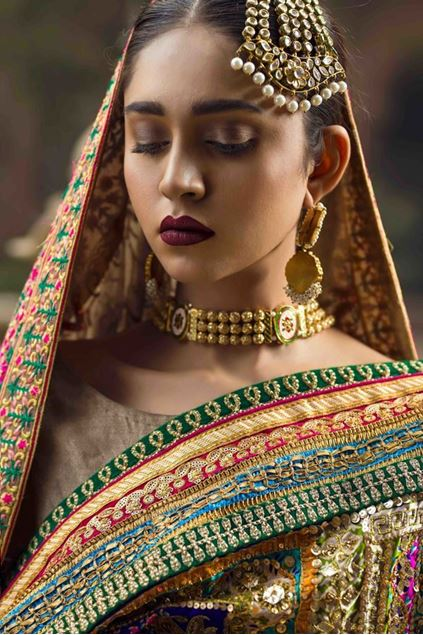 Picture of Bridal Shawl