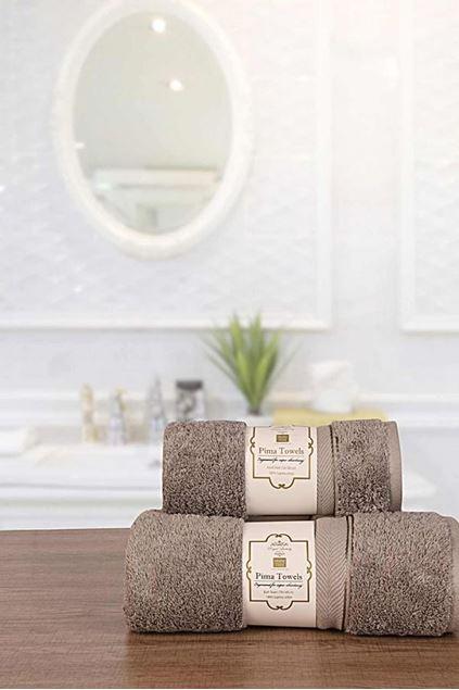 Picture of Bath Sheet Reg Towel-700 K18  Dove