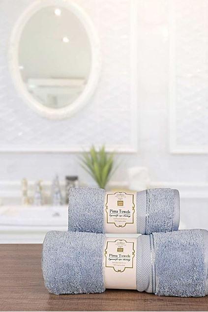 Picture of Bath Sheet Reg Towel-700 K18  Nattier