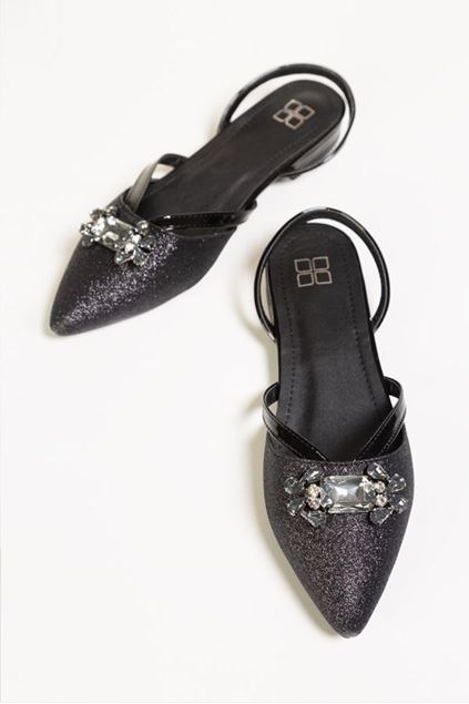Picture of Black Shoes -9170