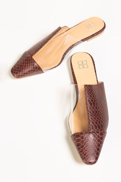 Picture of Brown Shoes -9161