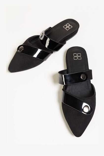 Picture of Black Shoes -9167