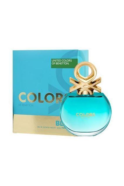 Benetton Colors Blue 80ml - Essences De Paris
