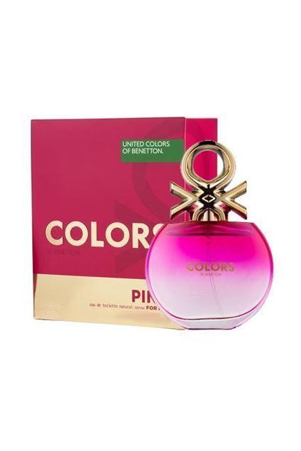 Benetton Colors Pink 80ml - Essences De Paris