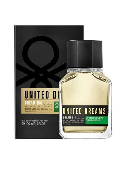 Benetton Dream Big Men 100ml - Essences De Paris
