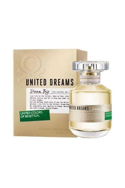 Benetton Dream Big Women 50ml - Essences De Paris