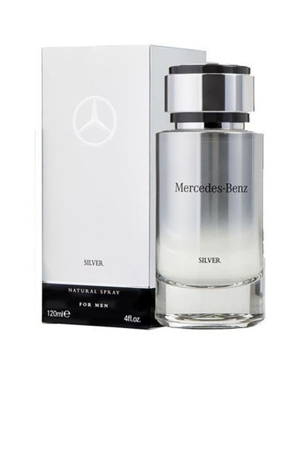 Mercedes Benz Silver - Essences De Paris