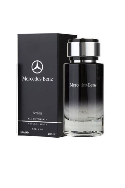 Mercedes Benz Intense - Essences De Paris