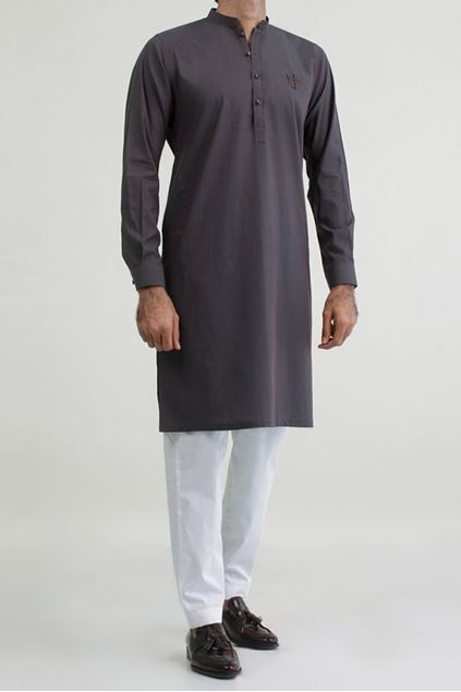 Picture of Choclate Brown Kurta