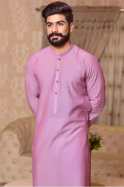 Picture of Kurta S-6001 Pink