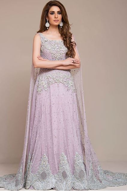 Picture of Lilac Gown