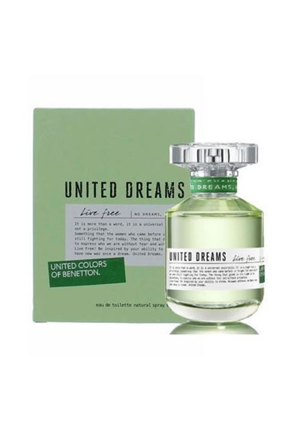 Picture of Benetton Live Free 50ml