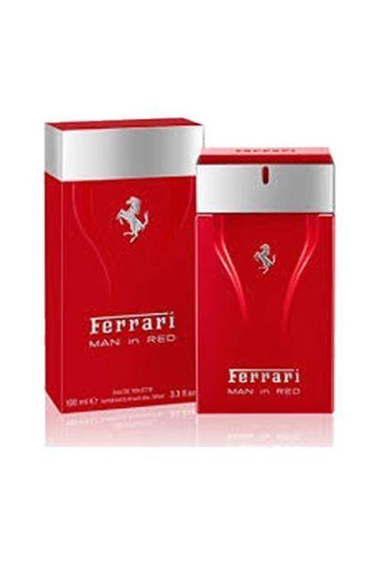Picture of Ferrari Men In Red