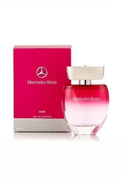 Picture of Mercedes Benz Rose Ladies