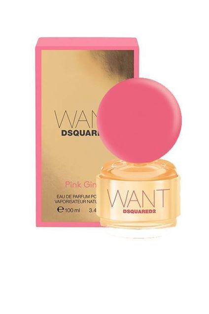 Picture of Dsquared Want Ginger Pink