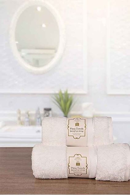 Picture of Hand Towel Reg Towel-700-K18 White
