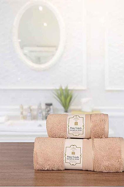 Picture of Hand Towel Reg Towel-700-K18 Beige