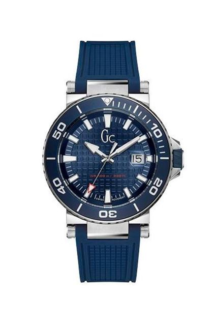 Picture of Gc Mens Blue Watch